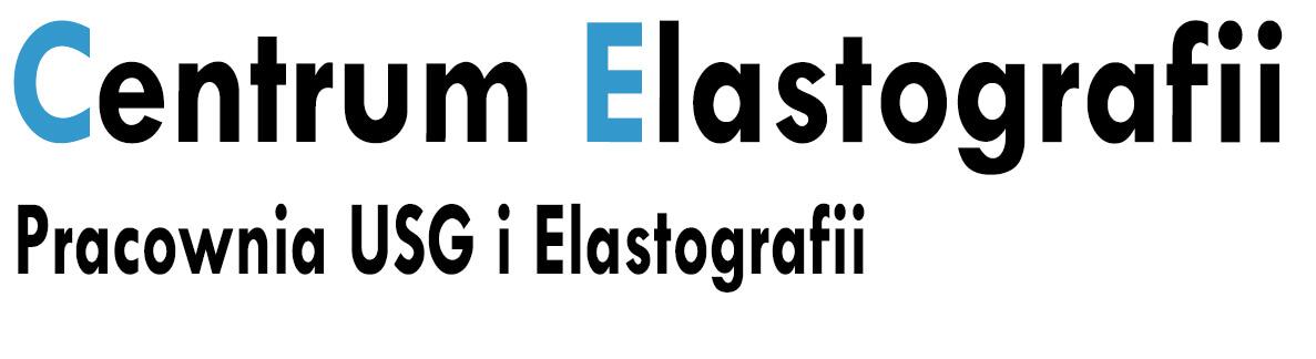 Logo - Centrum Elastografii - Wrocław