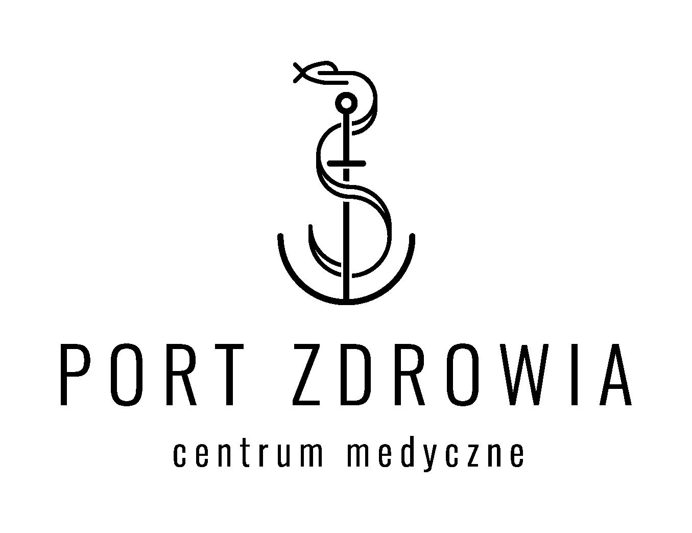 Logo Port Zdrowia - centrum medyczne Wrocław